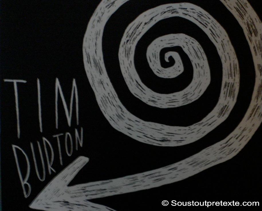 L'expo Tim Burton... Un univers qui va vous emporter ! (3/4)