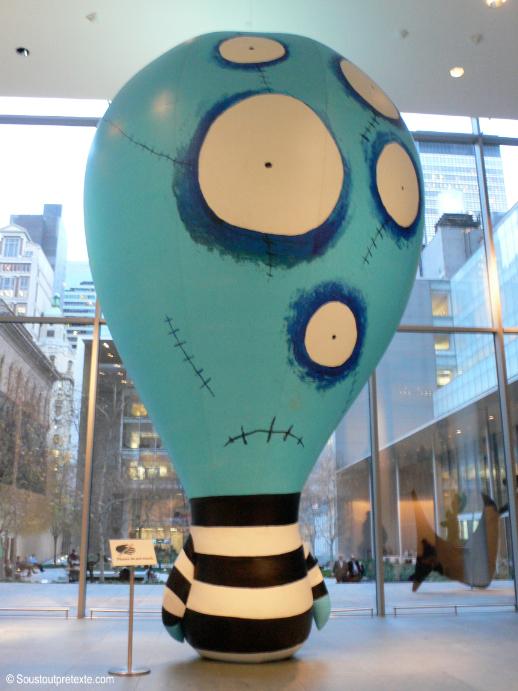 L'expo Tim Burton... Un univers qui va vous emporter ! (2/4)