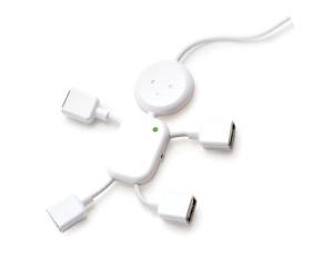 Homme prise USB de Kikkerland