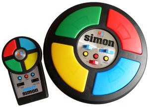 Jeu simon - simon portable - MB - Hasbro