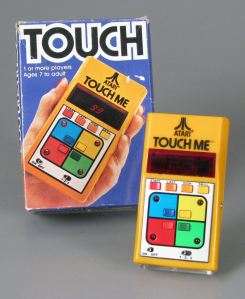Jeu Touch Me - Atari