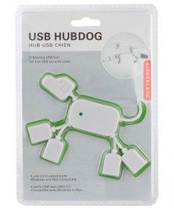 USB-Hubdog de Kikkerland