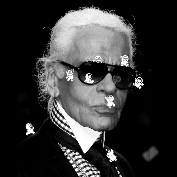 Karl Lagerfeld & Anooki