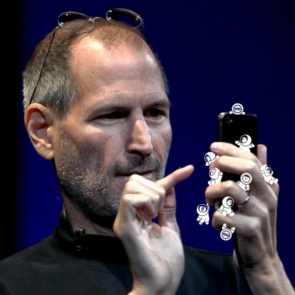 Steve Jobs & Anooki